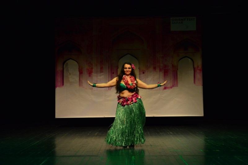 Radionica Hot fusion polynesian dance  (Zadar)